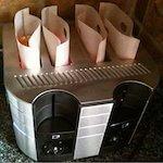 KCTBAGS - 2 Tasche, die in den Toaster Grill verwandelt